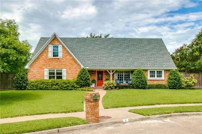Dallas County Single Family Home Active Option Contract: 1 Wilderness Circle