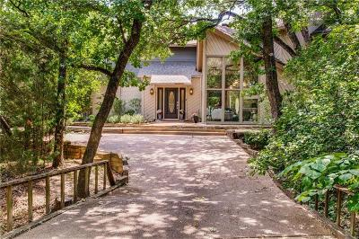 Southlake Single Family Home For Sale: 1654 Creekside Drive