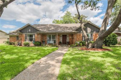 Single Family Home For Sale: 3219 Camelot Drive