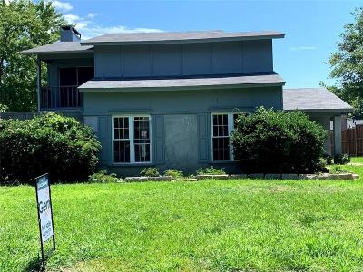 Richardson Single Family Home For Sale: 419 Bedford Drive