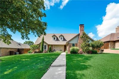 Carrollton Single Family Home For Sale: 2621 Sedgeway Lane