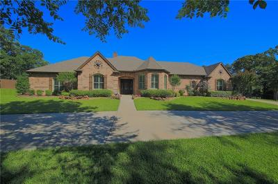 Keller Single Family Home Active Contingent: 2501 Ravenwood Drive