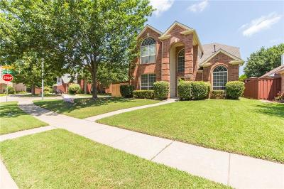 Allen Single Family Home For Sale: 1201 Defford Lane