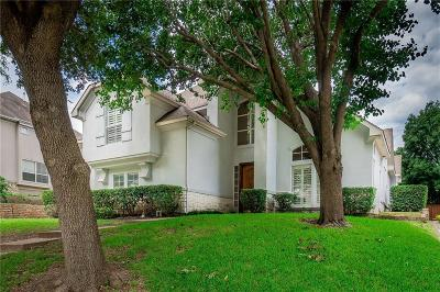 McKinney Single Family Home For Sale: 2104 Fairway Vista Drive