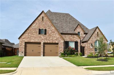 Forney Single Family Home For Sale: 1897 Knoxbridge Road