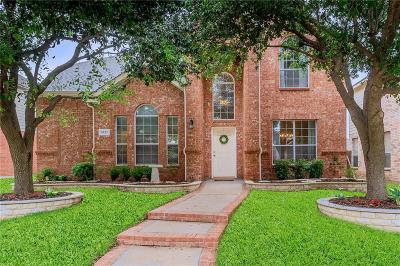 Allen Single Family Home For Sale: 1621 Broadmoor Drive