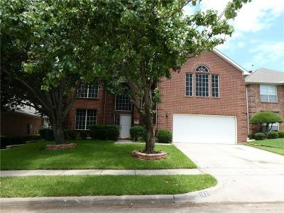 Arlington Single Family Home For Sale: 1921 Parktree Drive