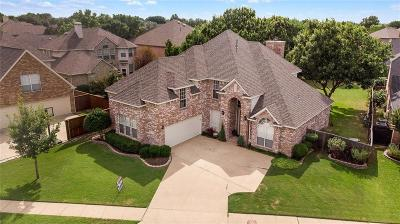 Mckinney Single Family Home For Sale: 1502 Crown Point Road