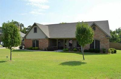 Weatherford Single Family Home For Sale: 113 Sun Valley Lane