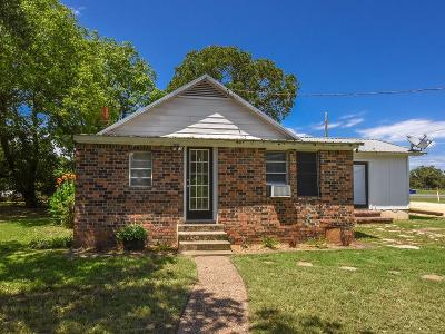 Erath County Single Family Home For Sale: 4068 Us Highway 67