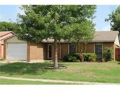 Allen Single Family Home For Sale: 903 Sunny Slope Drive