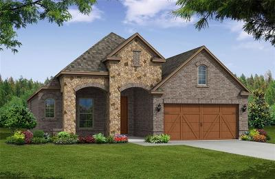 Celina Single Family Home For Sale: 2815 Hackberry Creek Trail