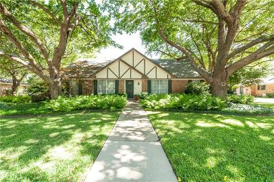 Denton County Single Family Home For Sale: 1613 Churchill Drive