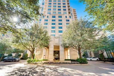 Dallas Condo For Sale: 2525 N Pearl Street #1704