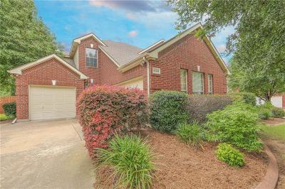 Frisco Single Family Home For Sale: 10396 Whispering Pines Drive