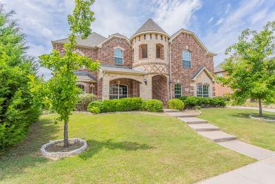 Prosper Single Family Home Active Contingent: 2210 Nocona Drive