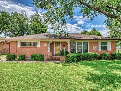 Garland Single Family Home For Sale: 112 W Linda Drive