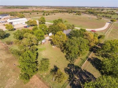 Denton County Farm & Ranch For Sale: 4068 Fm 156 S