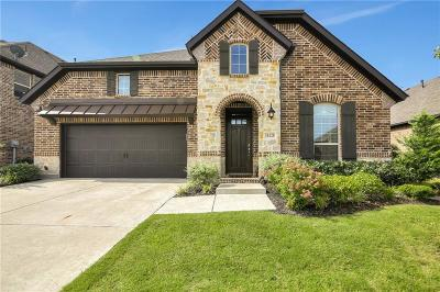 Prosper Single Family Home For Sale: 16120 Plum Court