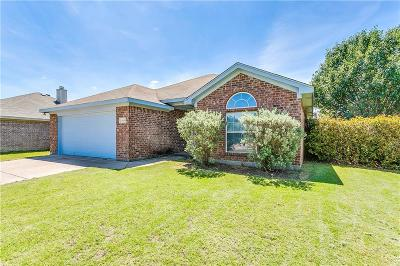 Johnson County Single Family Home Active Option Contract: 611 Meadowbrook Drive
