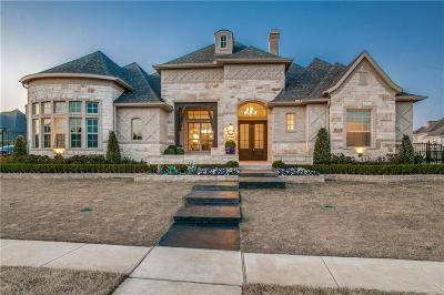 Southlake Single Family Home For Sale: 1024 Evergreen Place