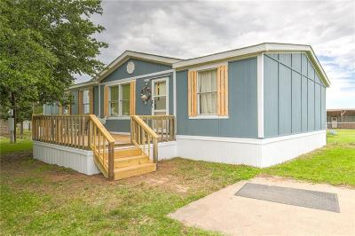Parker County Single Family Home Active Contingent: 401 Walden Road