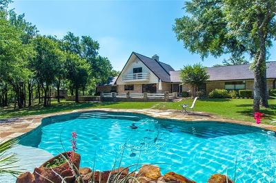 Fort Worth Single Family Home Active Option Contract: 700 Meadow Hill Road