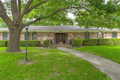 Benbrook Single Family Home For Sale: 4400 Marys Creek Drive