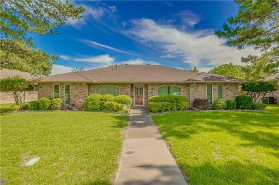 Desoto Single Family Home Active Option Contract: 1008 Birchwood Lane