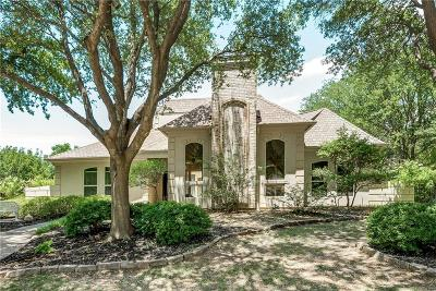 Rockwall Single Family Home For Sale: 1450 Meandering Way