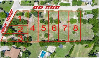 Roanoke Residential Lots & Land For Sale: Tbd Tbd Reed Street