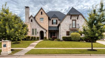 Frisco Single Family Home For Sale: 4222 Forest Park Lane