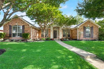Frisco Single Family Home Active Option Contract: 8413 Brown Stone Lane