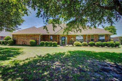 Wylie Single Family Home For Sale: 1660 Elm Drive