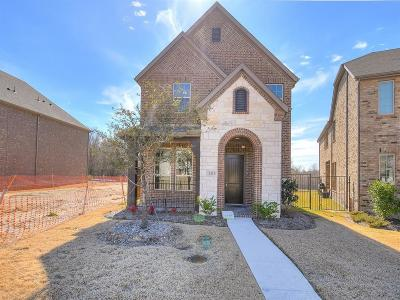 Allen Single Family Home For Sale: 1319 Bailey Lane