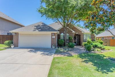Flower Mound Single Family Home Active Option Contract: 1521 Wildflower Lane