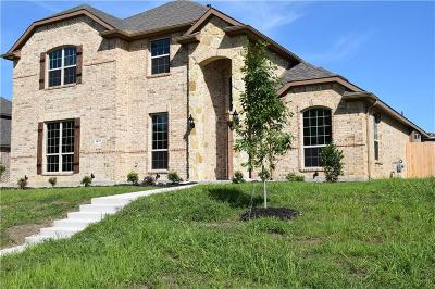 Desoto Single Family Home For Sale: 1617 Sagewood Drive