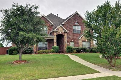 Fort Worth Single Family Home For Sale: 1417 Alamo Bell Way