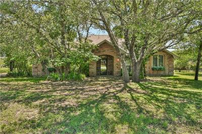 Willow Park Single Family Home For Sale: 310 Fairway Drive