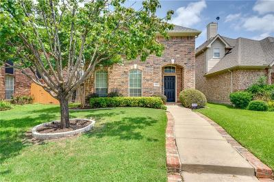 Coppell Single Family Home For Sale: 522 Archer Drive