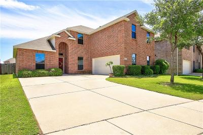 Prosper Single Family Home For Sale: 1081 Barrington Drive