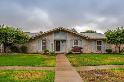 Garland Single Family Home For Sale: 944 Meadowcove Circle