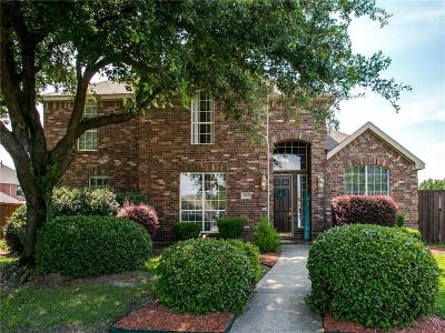 Rowlett Single Family Home For Sale: 8502 Lexington Court