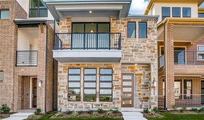 Single Family Home For Sale: 8269 Laflin Lane