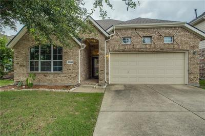 McKinney TX Single Family Home Active Option Contract: $255,000