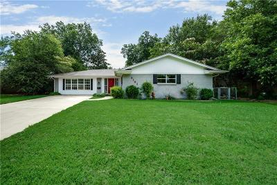 Fort Worth Single Family Home For Sale: 6101 Wheaton Drive