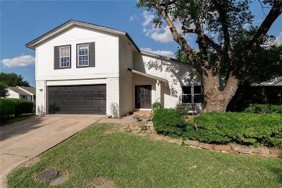 Single Family Home For Sale: 15706 Covewood Circle