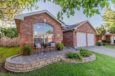 Mckinney Single Family Home Active Option Contract: 2816 Dover Drive