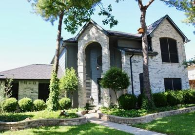 Flower Mound Single Family Home For Sale: 644 Blue Leaf Drive