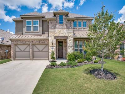 Denton Single Family Home For Sale: 6308 Roaring Creek